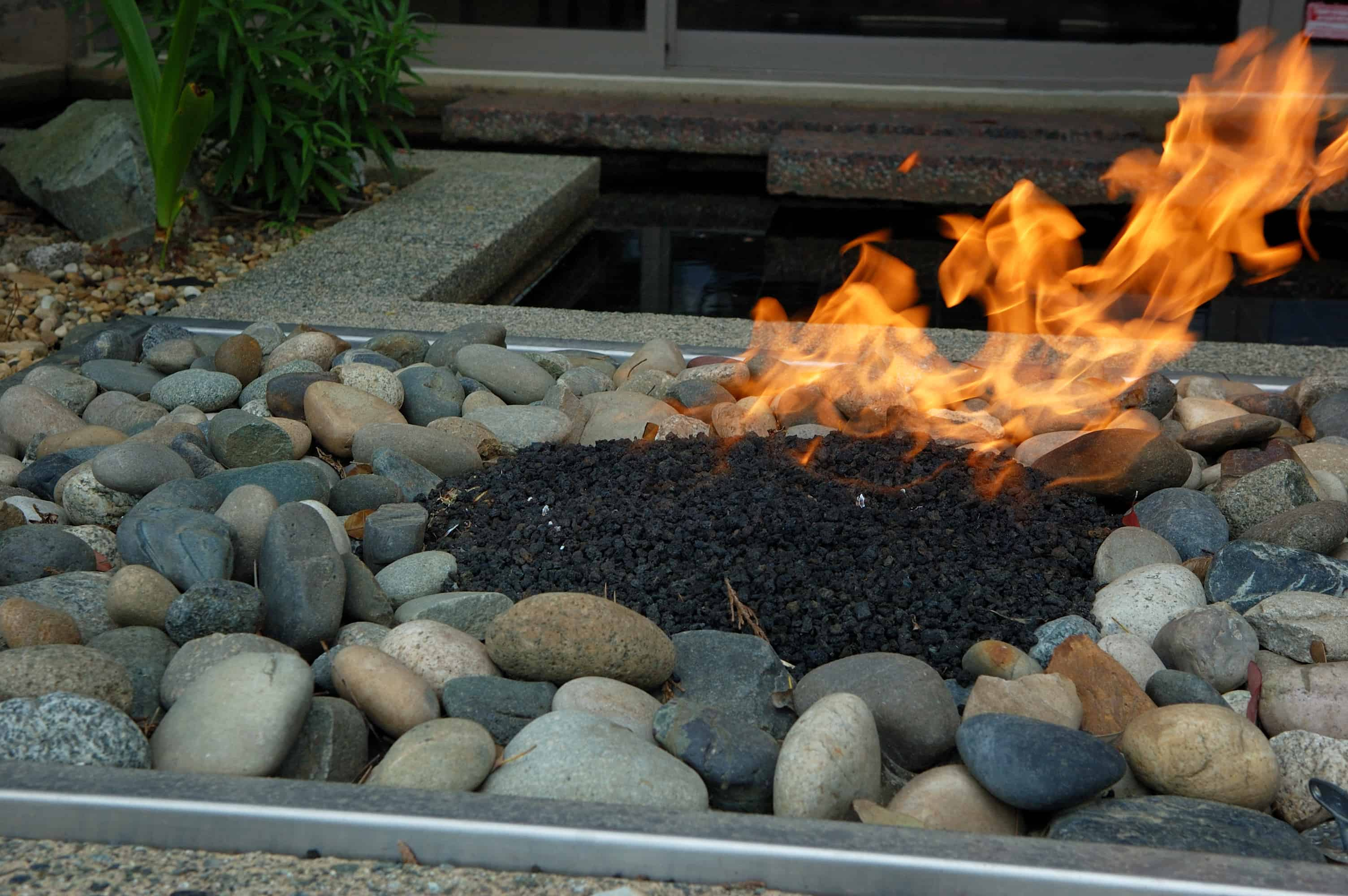 A Fire Pit For Your Patio