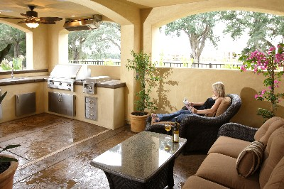 Components of a Great Outdoor Kitchen
