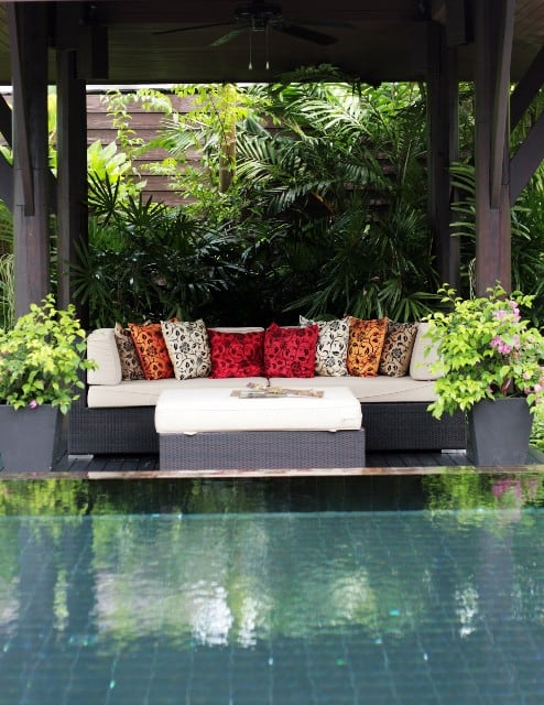Outdoor Furniture Choices
