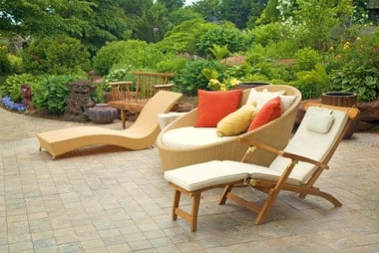 Chaise Lounge Furniture Adds Luxury