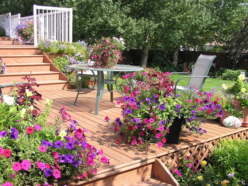 Outdoor Decks Add Value To Your Home